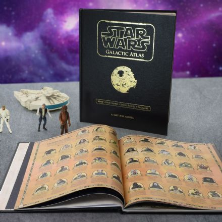 Star Wars Galactic Atlas.